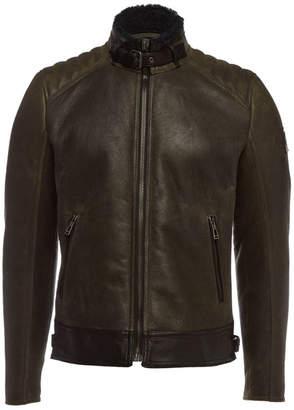 Belstaff Westlake Shearling Jacket