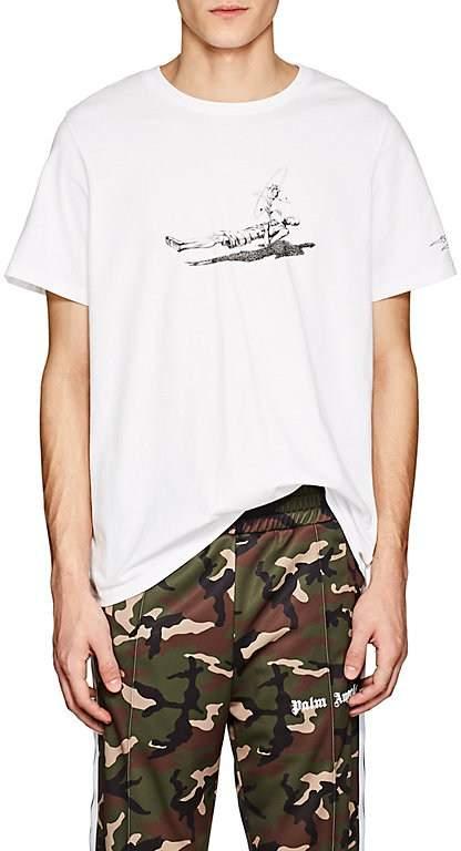 Men's Graphic Cotton Jersey T-Shirt