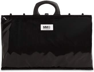 MM6 MAISON MARGIELA (エムエム6 メゾン マルジェラ) - MM6 MAISON MARGIELA PVC ショッピングバッグ