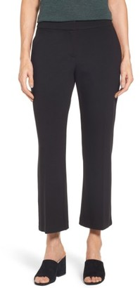 Women's Eileen Fisher Crop Flare Leg Pants $238 thestylecure.com