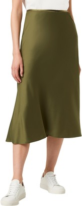 French Connection Alessia Drape Skirt