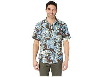 Tommy Bahama Batiki Tiki Hawaiian Shirt