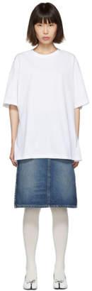 Maison Margiela White String T-Shirt