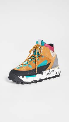 Acne Studios Bertrand W Hiking Sneakers