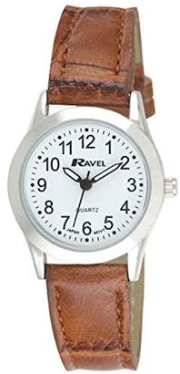 Ravel Womens Analogue Quartz Watch with PU Strap R0130.12.2