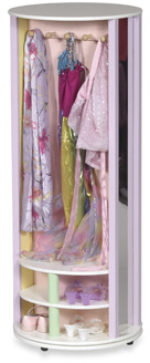 Bed Bath & Beyond Pastel Dress-Up Carousel