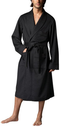 Neiman Marcus Cashmere Robe, Charcoal $1,065 thestylecure.com