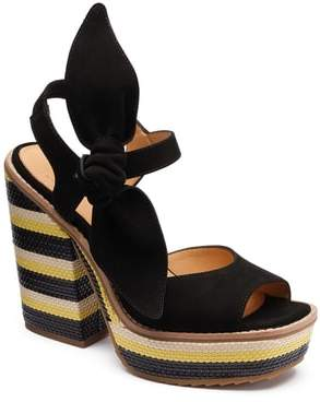 Bill Blass Bolton Platform Sandals