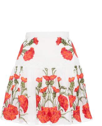 Alexis Beda Floral Skirt