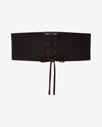Express Wide Corset Belt