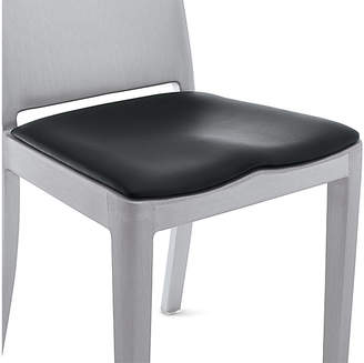 Design Within Reach Emeco Hudson / Icon Seat Pad, Black at DWR