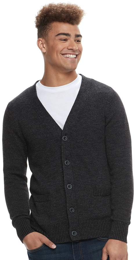 Men's Urban Pipeline V-neck Cardigan