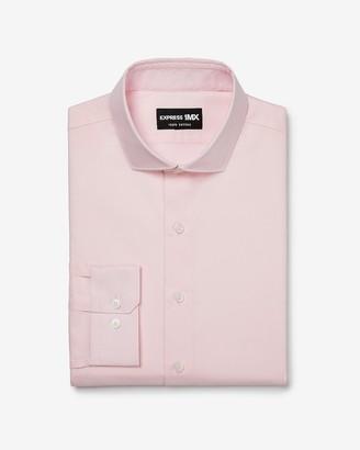 Express Extra Slim Stretch Cotton 1Mx Dress Shirt