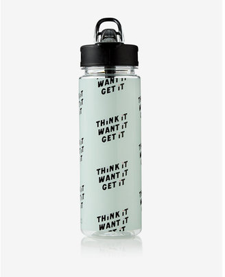 Express ban.do think it want it get it water bottle $20 thestylecure.com