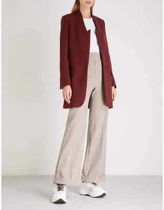 Stella McCartney Bryce wool-twill coat
