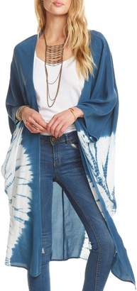 Chaser Silk Cocoon Cardigan