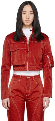 Alyx Red Speedy Jacket
