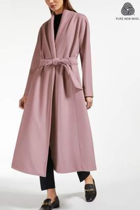 Max Mara Sorbona Wool Coat