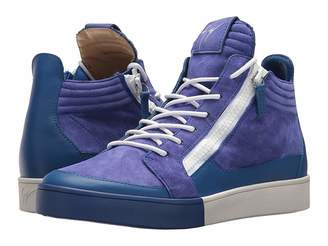 Giuseppe Zanotti Brek Mid Top Sneaker Men's Shoes