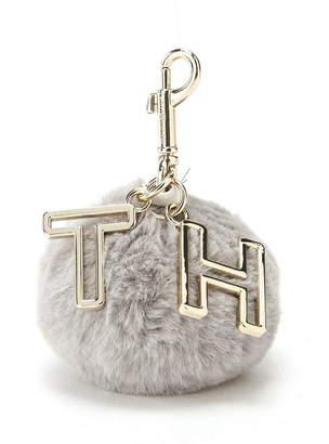 Tommy Hilfiger (トミー ヒルフィガー) - TOMMY HILFIGER (W)ファーキーフォブ トミーヒルフィガー ファッショングッズ