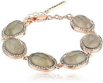 T Tahari Mystic Sands Women's Link Bracelet with Stones