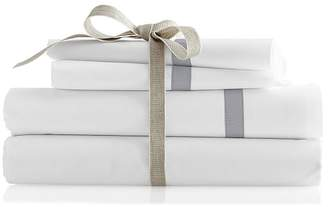 Italian Hemstitched Grosgrain Sheet Set