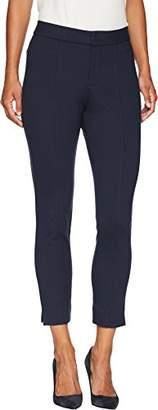 NYDJ Women's Petite Ponte Ankle Pant