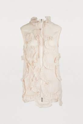 Simone Rocha Moncler Genius Moncler x Lilac jacket