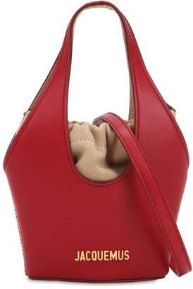 Jacquemus Le Carino Leather Shoulder Bag