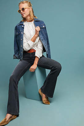 Majorelle McGuire Mid-Rise Flare Jeans