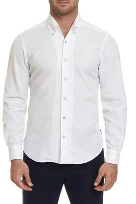 Robert Graham Vitale Classic Fit Woven Sport Shirt