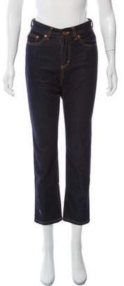 Fiorucci Mid-Rise Straight-Leg Jeans