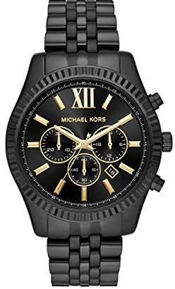 Michael Kors Men's 'Lexington' Quartz Stainless Steel Casual Watch