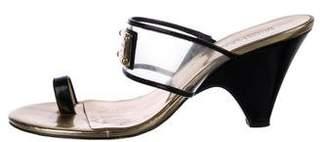 MICHAEL Michael Kors Michael Kors PVC Slide Sandals