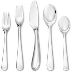 Yamazaki Aquatique Ice Stainless Flatware Collection