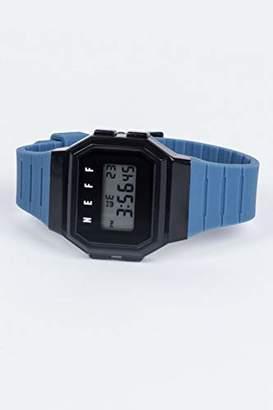 Neff Men's Quartz Sport Watch with Plastic Strap
