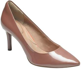 Rockport Total Motion Point-Toe Patent Leather Pumps