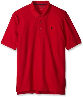 Izod Men's Big and Tall Advantage Performance Solid Polo