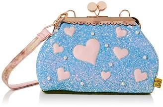 Irregular Choice Womens Candy Cupcake Shoulder Bag