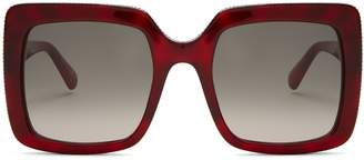 Stella McCartney Falabella square-frame sunglasses