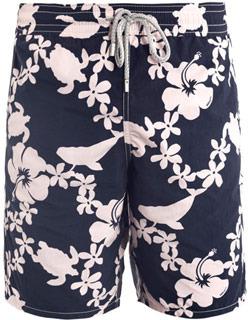 Vilebrequin Okoa Tohora -print swim-shorts