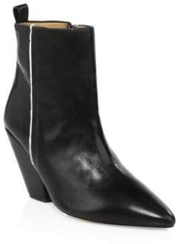 IRO Landy Point Toe Ankle Boots