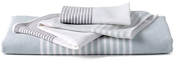 Sutro Stripe Organic Cotton Bath Towel
