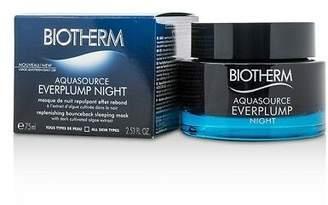 Biotherm NEW Aquasource Everplump Night Replenishing Bounceback Sleeping Mask