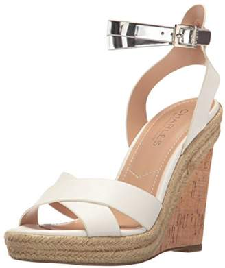 Charles by Charles David Women's Brit Wedge Sandal