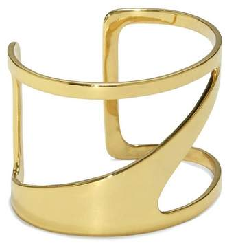 Vince Camuto Goldtone Asymmetric Cutout Cuff