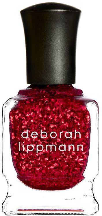 Deborah Lippmann Nail Color, Do Ya Think I'M Sexy?