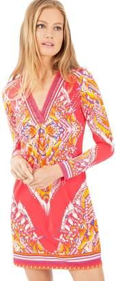 Hale Bob Chiyo Beaded Jersey Dress