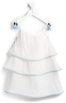 Heidi Klein Kids 'Bonnie' layered dress