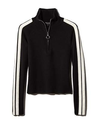 Aqua Track Stripe Sweater - 100% Exclusive